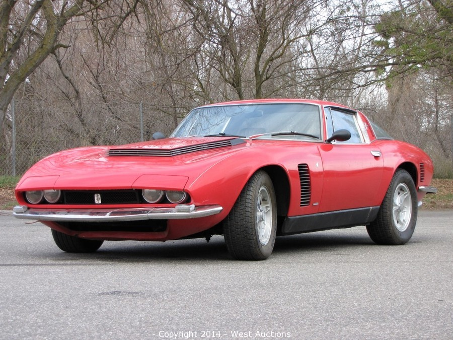 This Iso Grifo May Be A Bargain Petrolicious