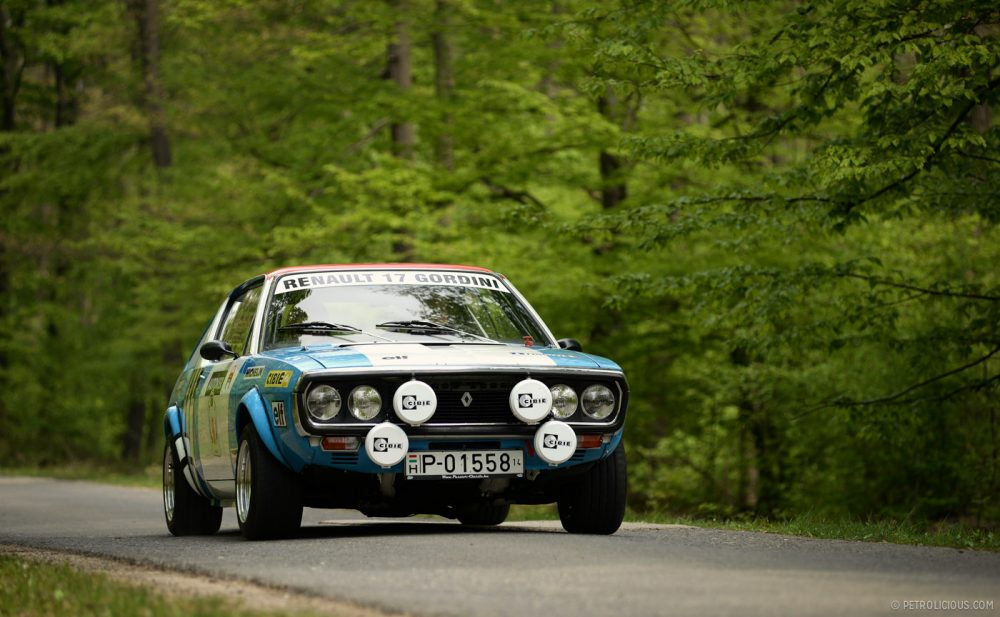 Ancient Backdrop Hosts Rally Cars that Span Decades • Petrolicious