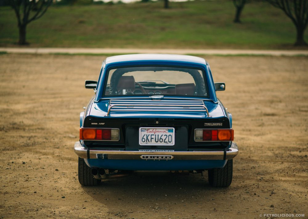 Why the Triumph TR6 Is Collectable • Petrolicious