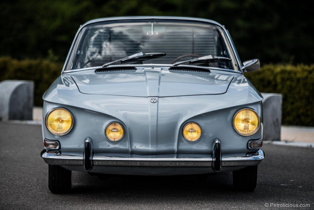 Why The Karmann Ghia Type 34 Is Collectable Petrolicious