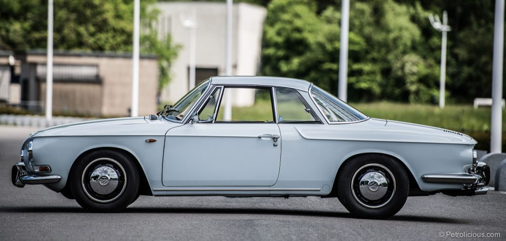 Why the Karmann Ghia Type 34 Is Collectable • Petrolicious
