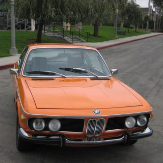 This BMW E9 Will Make You Rethink Your Priorities