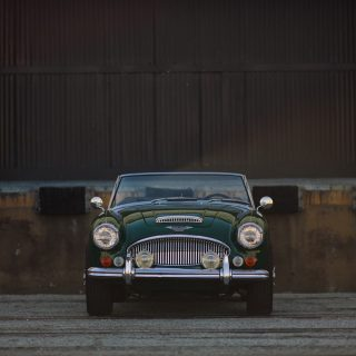 Why the Austin-Healey 3000 MkIII is Collectable