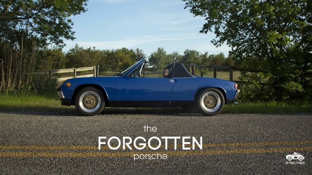 This Porsche Is Forgotten Only by Those Who Don't Know