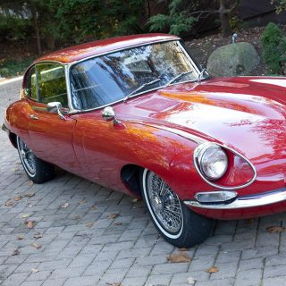 This E-type Daily Driver Is for Sale