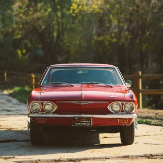 Why the Chevrolet Corvair Corsa Is Collectable