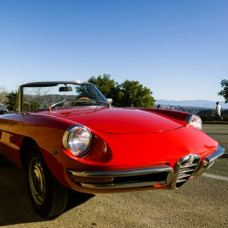 Driven by Design: Alfa Romeo Duetto
