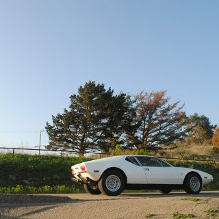This De Tomaso Pantera Makes Anywhere Better