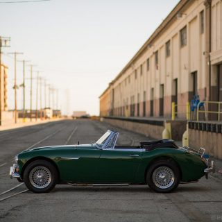 Original Documented History Makes This Austin-Healey A Keeper