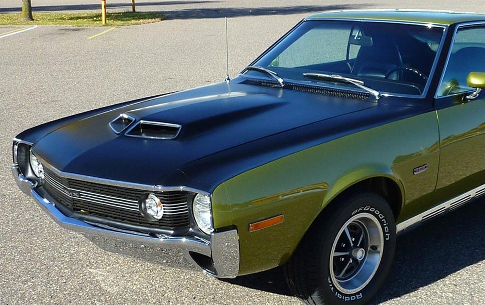 Fully Restored AMC AMX in Desirable Color • Petrolicious