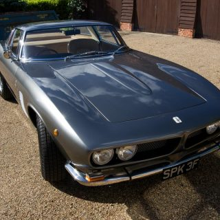 This Restored Iso Grifo GL300 Is Now Close to Concours Condition