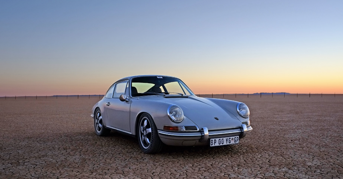 The Cleanest Porsche 912 Ever Gets Driven Hard 1 Of 2