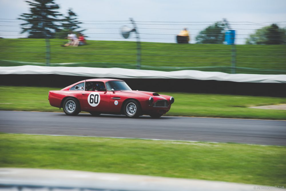Legendary Race Cars Hit the Track at Indy Motor Speedway • Petrolicious