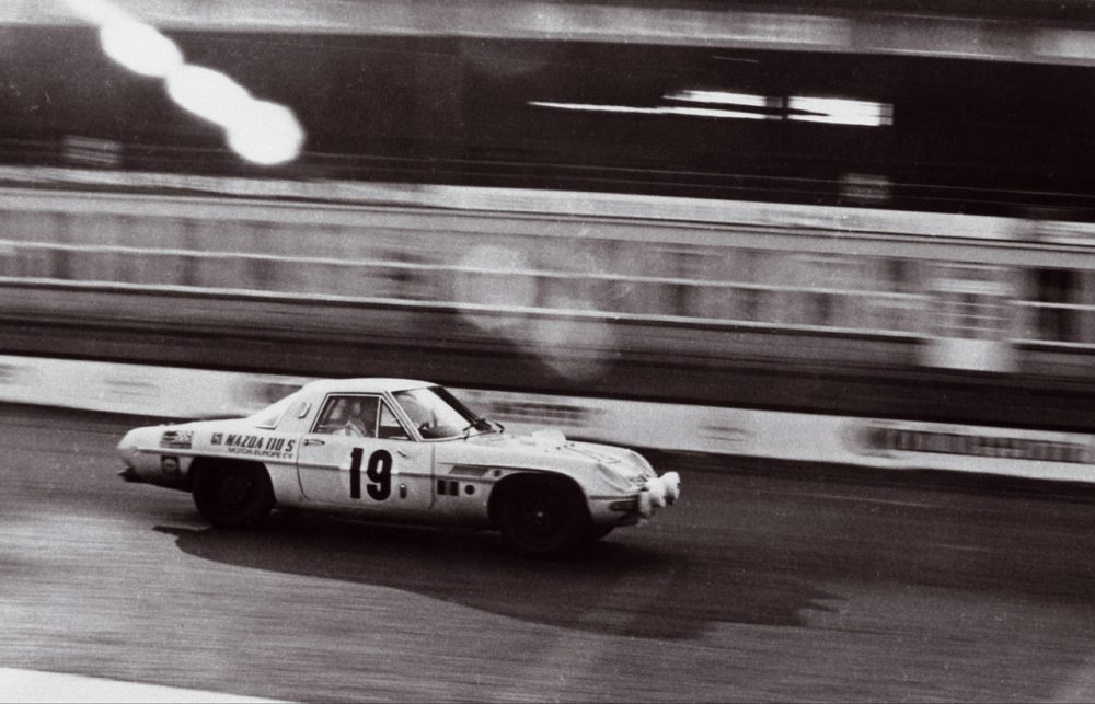 Vintage Japanese Racing Photos Include Skylines And Fairladys
