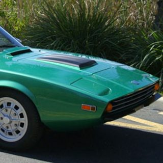 1971 Sonett III in Original Emerald Green