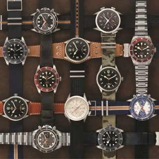 TUDOR Watch Is Built on Heritage of Racing and Diving