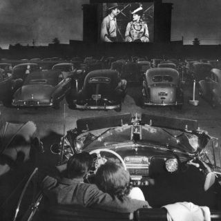 Take a Brief Intermission to Appreciate the Drive-In Theater