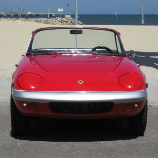 Somebody Needs to Buy This Well-Documented Lotus Elan