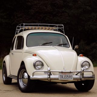 Would You Drive a Classic Car Converted to an Electric?