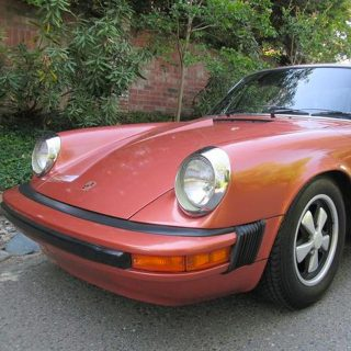 Classic, Emissions-Era Porsche is a Deal