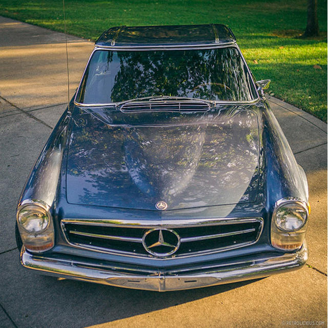 Why the Mercedes-Benz 280SL Pagoda Is Collectable