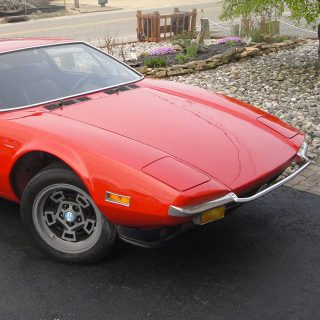 De Tomaso Pantera Will Rock You