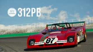 Ferrari 312PB Ends An Era With A Bang