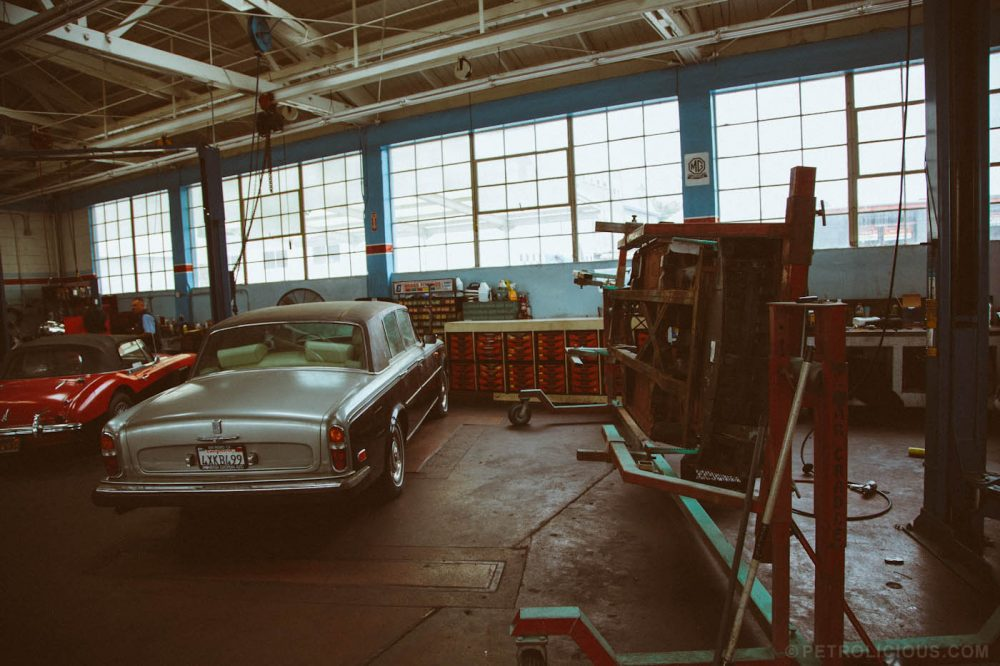 35 Years On, This Shop Endures in an Improbable Location • Petrolicious
