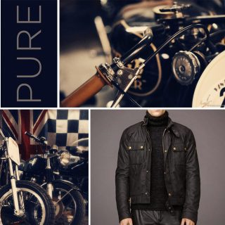 Pure Motorcycle Style Inspiration