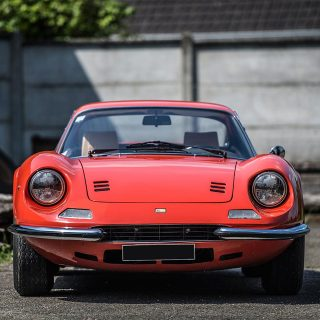 Driven by Design: Ferrari Dino