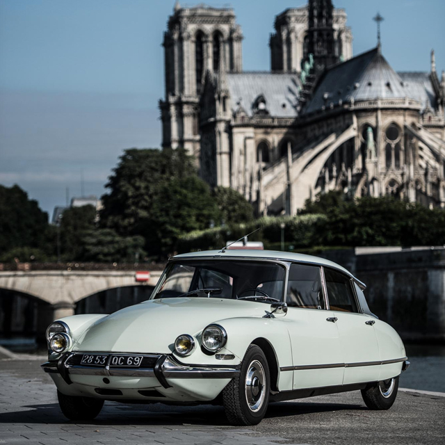 Why the Citroën DS Is Collectable