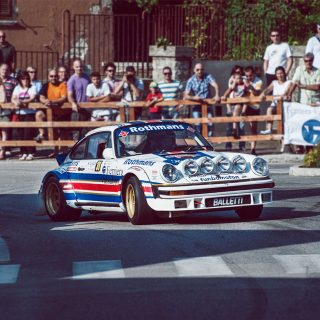 Rally Legends on Lake Garda