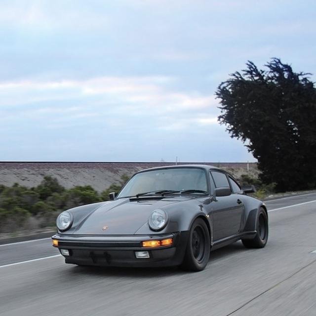 Boost Your Heart With a Porsche 930