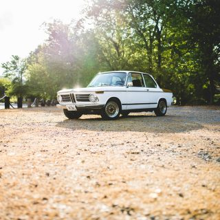 This BMW 2002 Is Greater Than The Sum Of Its Parts