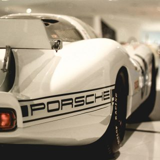 The Porsche Museum's Mind-blowing Le Mans Exhibition