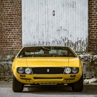 The De Tomaso Mangusta is a Proper Supercar