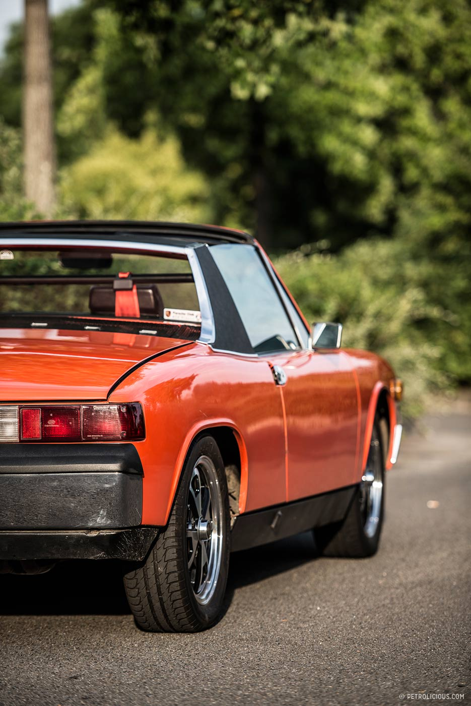 why the porsche 914 2 0 is collectable petrolicious. Black Bedroom Furniture Sets. Home Design Ideas