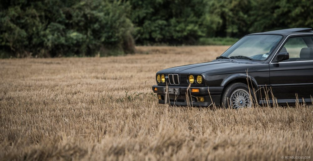 The BMW 325iX Is The Coolest E30 Of Them All  Petrolicious