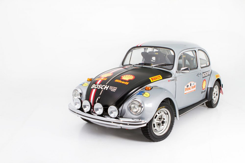 Homebuilt, Rally-Inspired Super Beetle Fits Just Right • Petrolicious