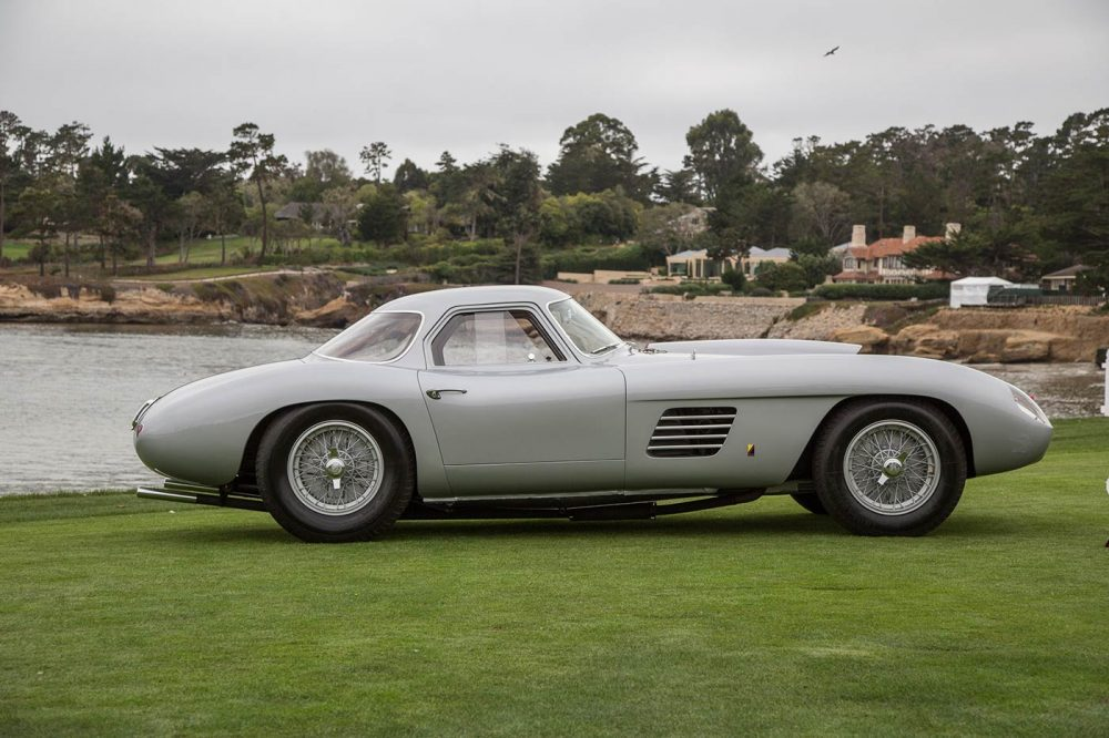 Pebble Beachs Best In Show Winner Represents A Monumental Shift - Cool cars for young adults