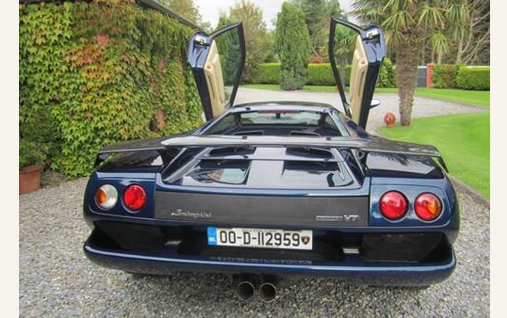 Lamborghini Diablo For Sale Is A Religious Experience Petrolicious