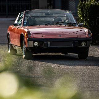 Why the Porsche 914 2.0 is Collectable