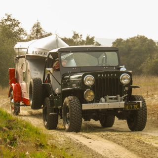 Willys Jeep Carries Family Through Sixty Years of Desert Adventure