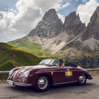 Roaring Over the Same Mountain Roads Seventy Years Later