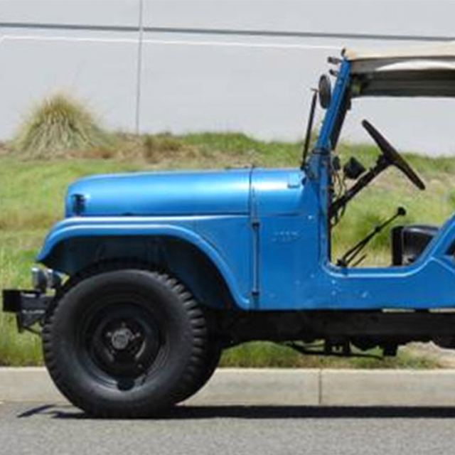 This Jeep Can Serve More Than Just a General Purpose