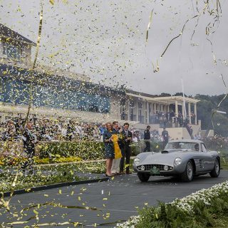 Pebble Beach's Best in Show Winner Represents a Monumental Shift