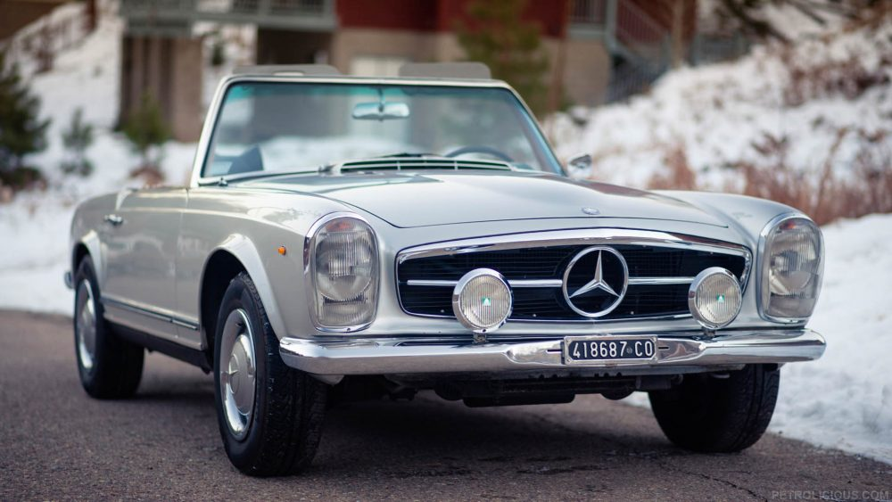 The 10 Best Classic Cars To Drive Daily