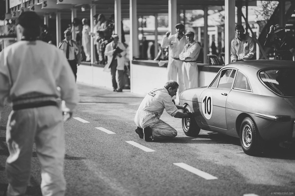 Goodwood Revival is Much More Than Just Classic Cars • Petrolicious