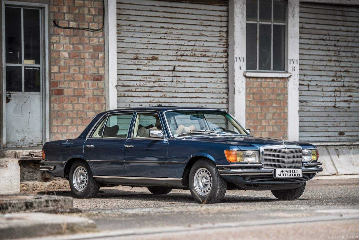 Mercedes benz 450sel 6 9 was all about engineering for Mercedes benz 450 sel 6 9