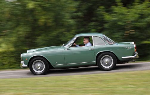 Life In A Triumph Italia Is A Journey Not A Destination Petrolicious
